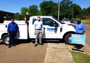 Atmos Energy Donation