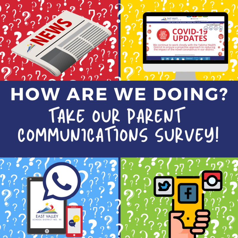 How are we doing? Take our parent communications survey.