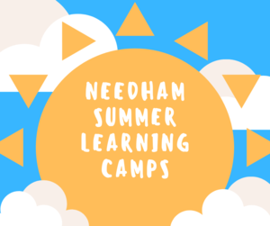 Needham Summer Learning Camps Sun Graphic
