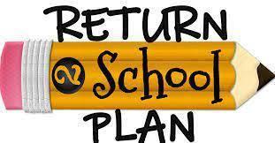 Return to School Information Featured Photo