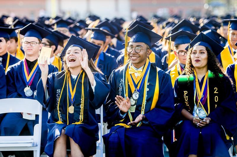 Nearly 3,000 Graduates Celebrated Featured Photo