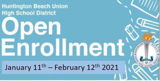 HS Open Enrollment Dates