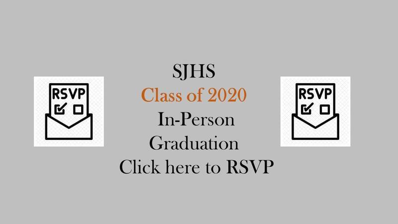 Class of 2020 Graduation RSVP
