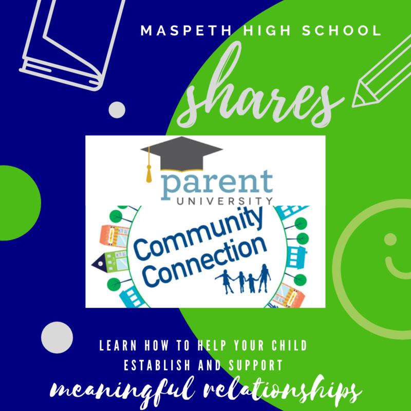 Parent University: Community & Connection
