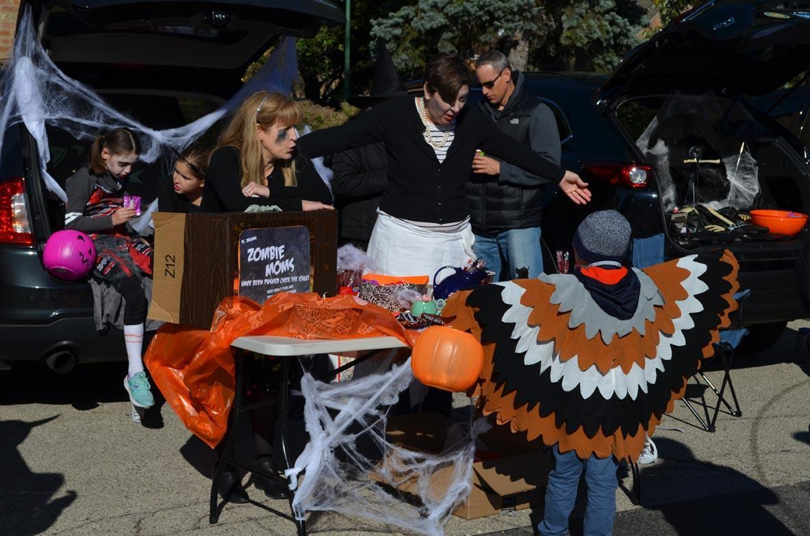 Trunk or Treat · October 20