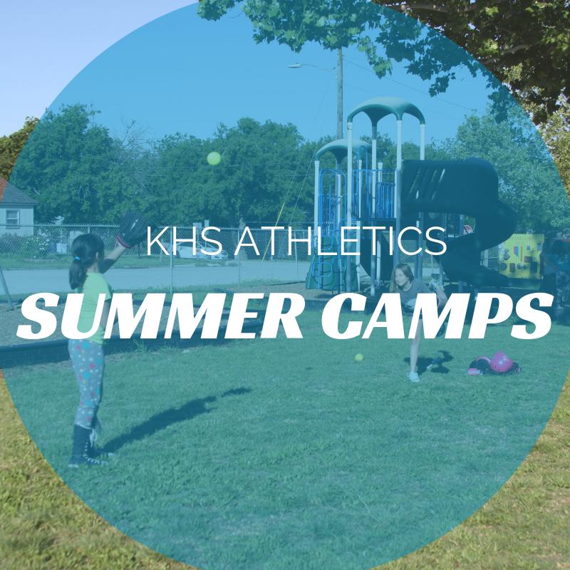 KHS Athletics Summer Camps Thumbnail Image