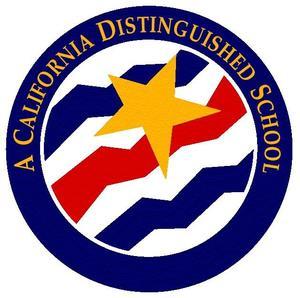 CA Dsitinguished School Logo