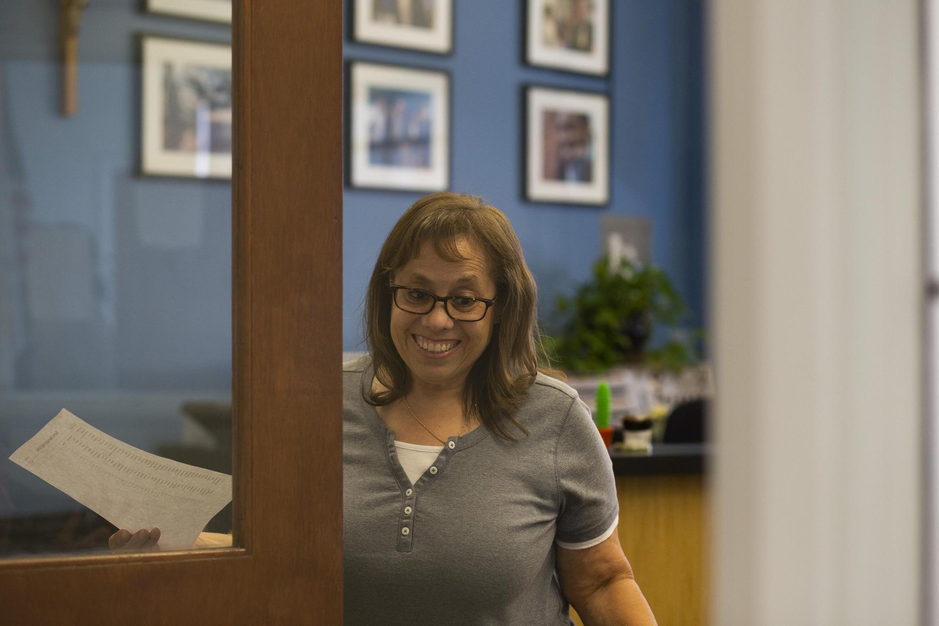Vice Principal Rosie Roberts