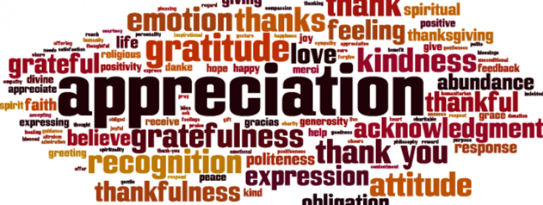 Employee Appreciation Week – February 25 – March 1, 2019.