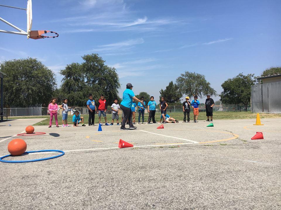 Summer PE Activity