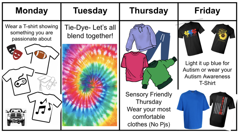Image of daily themes
