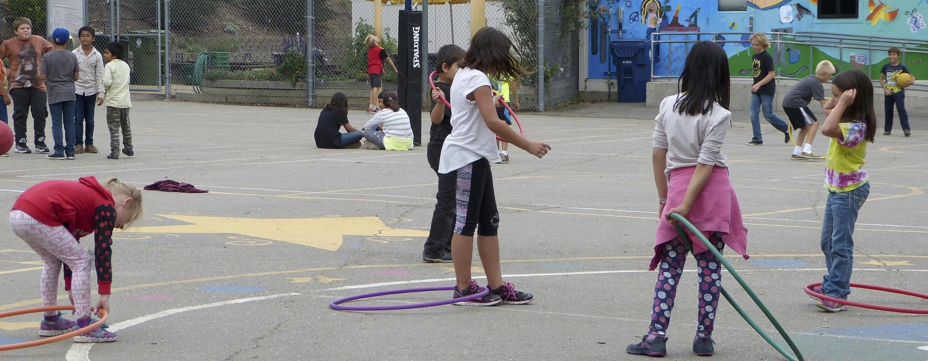 recess playtime