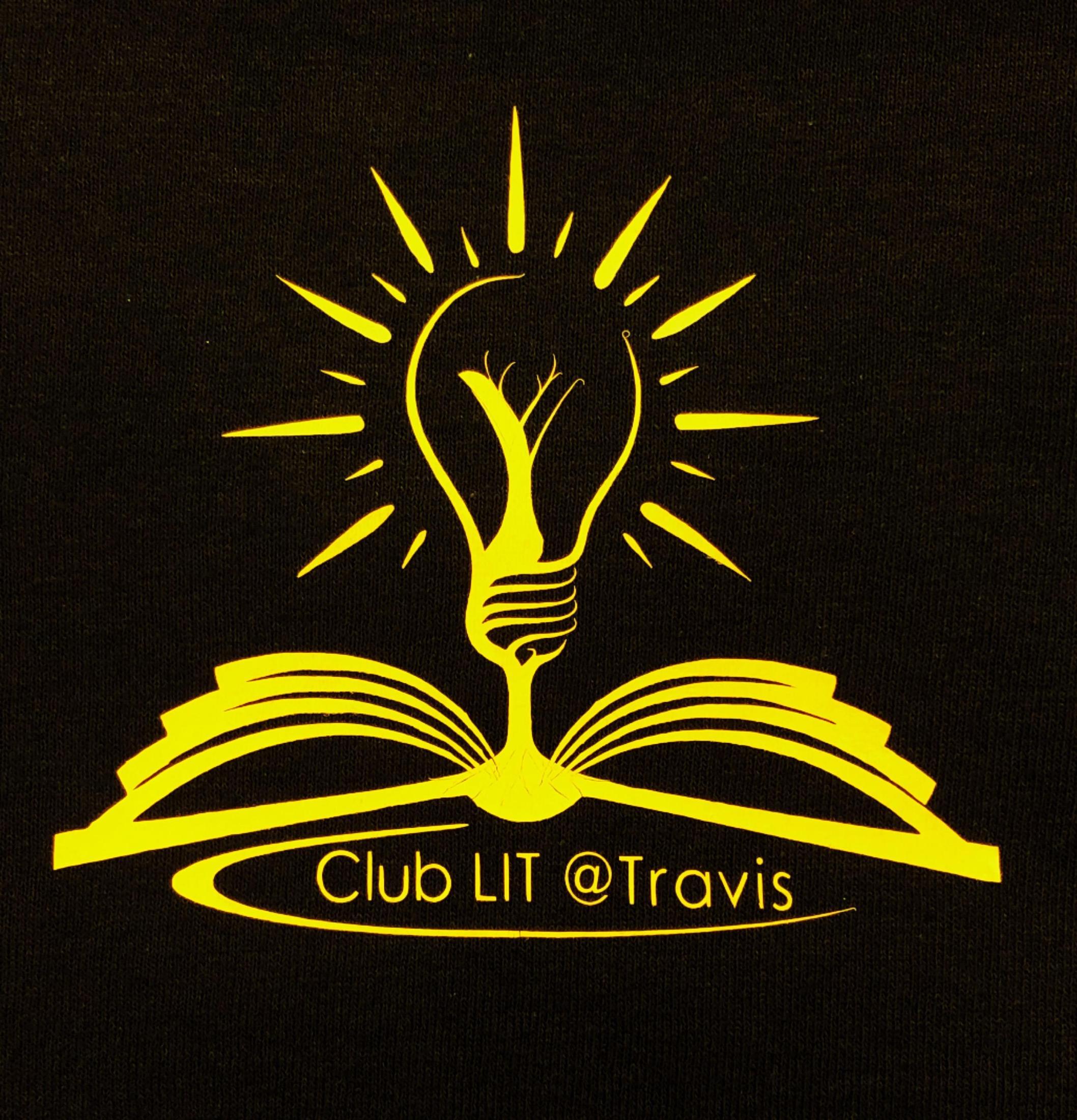 Book Club Logo Club LIT