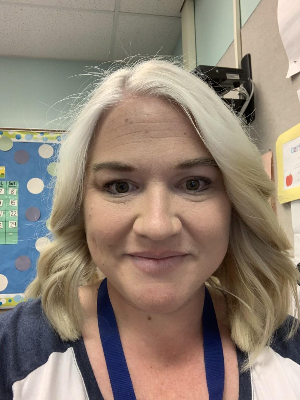 Mrs. White Vice Principal