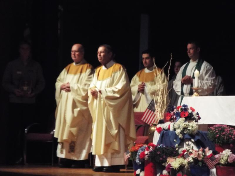 Opening Mass for 2018-2019 School Year Thumbnail Image