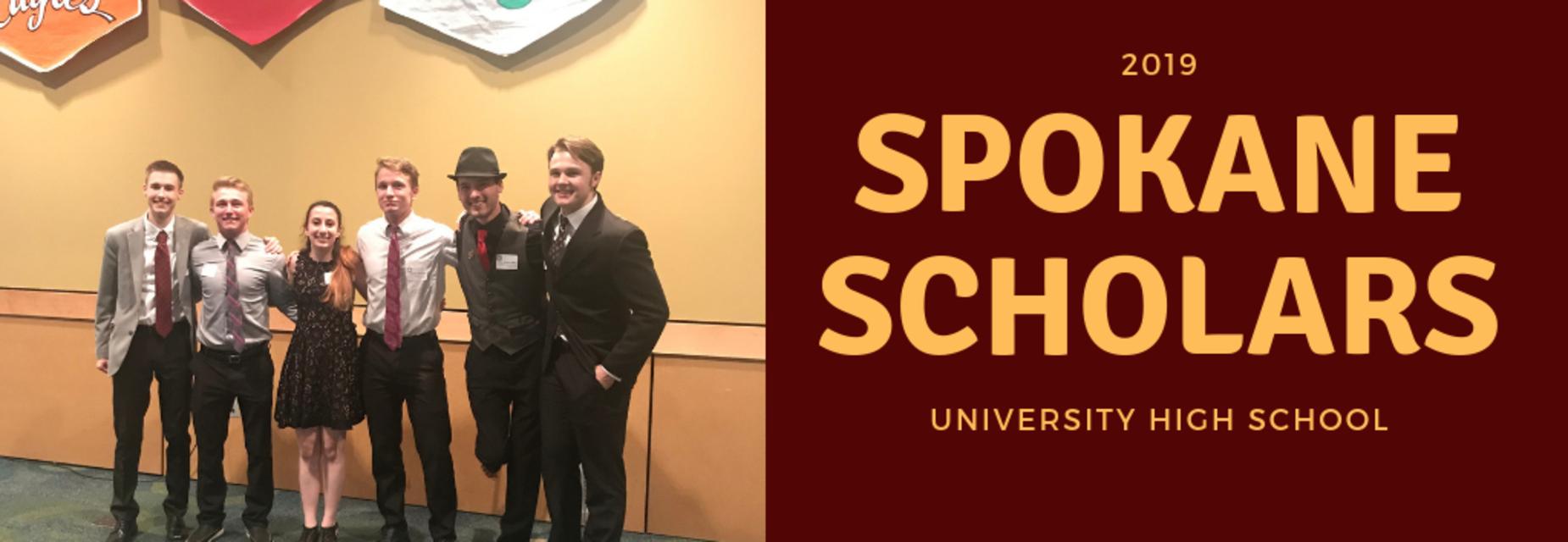 2019 Spokane Scholars