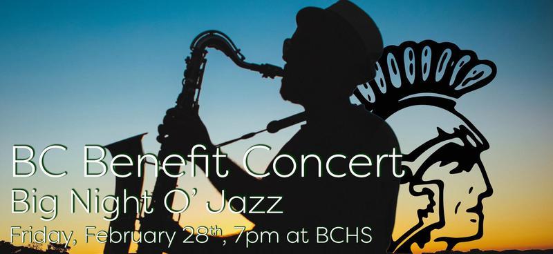 Big Night O' Jazz Benefit Concert Featured Photo