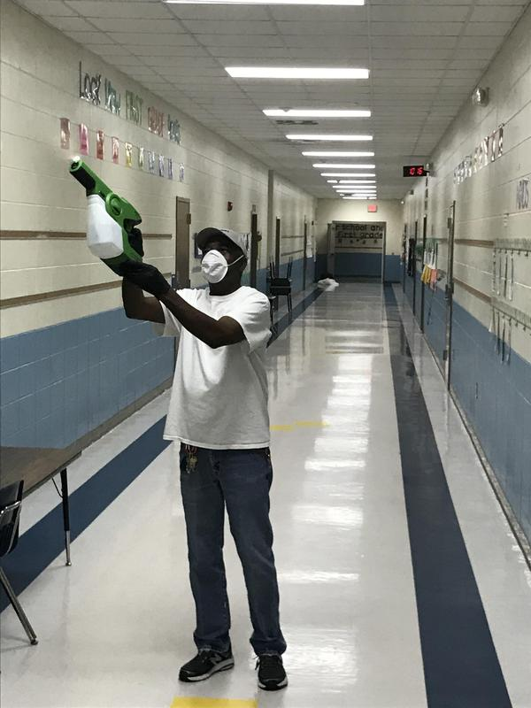 VCS Custodial Services Cleaning