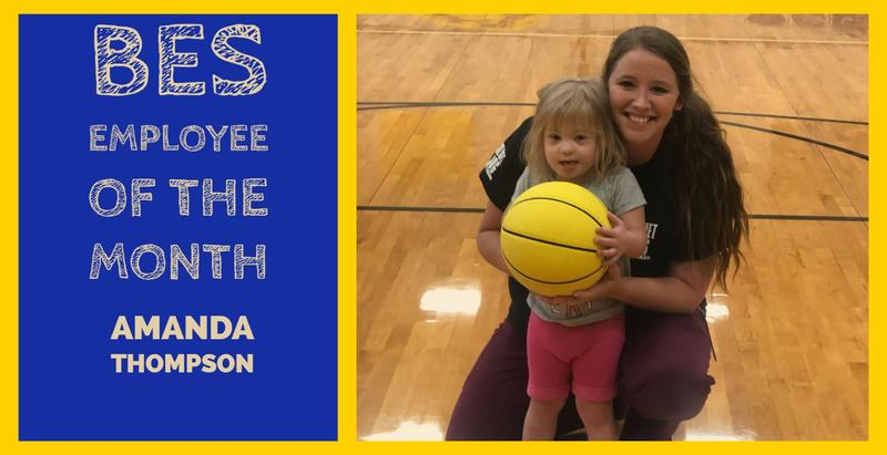 BES Employee of the Month Featured Photo