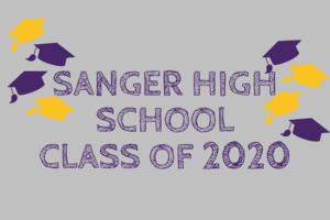 Sanger High School Class of 2020