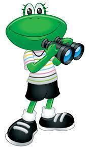 Fernando the frog