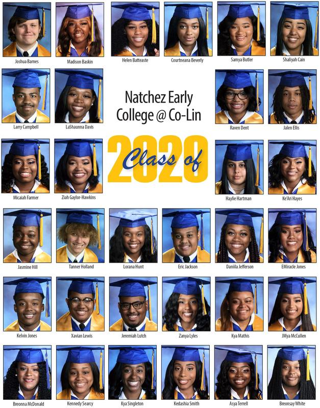 Natchez Early College Class of 2020
