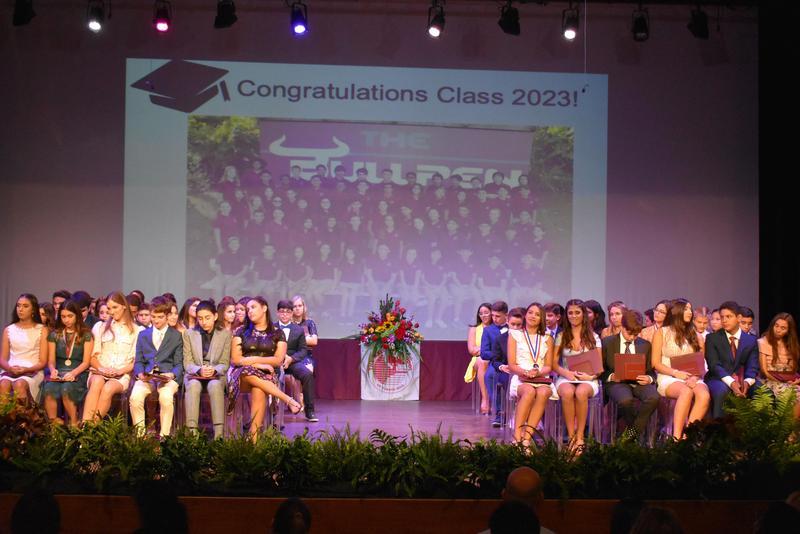 8th Grade Advancement Ceremony Featured Photo