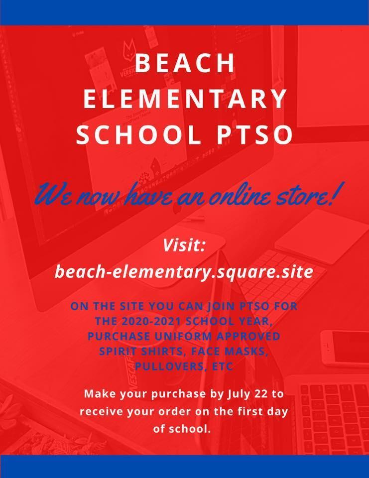 PTSO Store Info