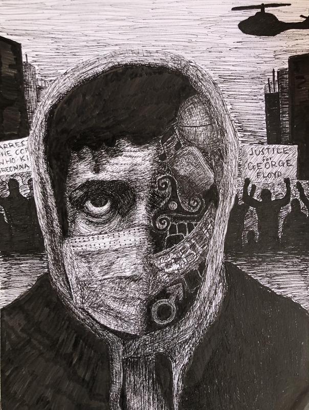 Artwork by Ian A. '21