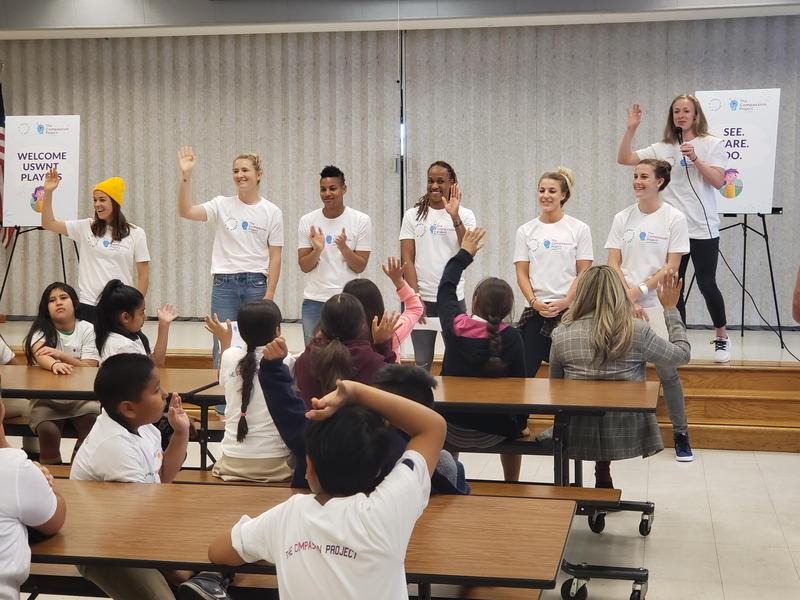 Compassion Project Launches at Santee Elementary Thumbnail Image