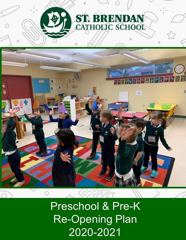 Preschool & Pre-K Re-Opening Plans 2020-2021 Featured Photo
