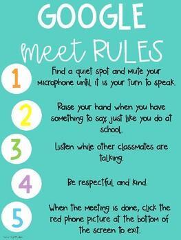 Meet Rules :)