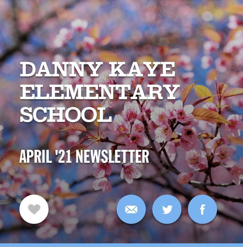 April '21 Newsletter