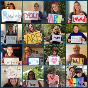 River Hawks you are loved!