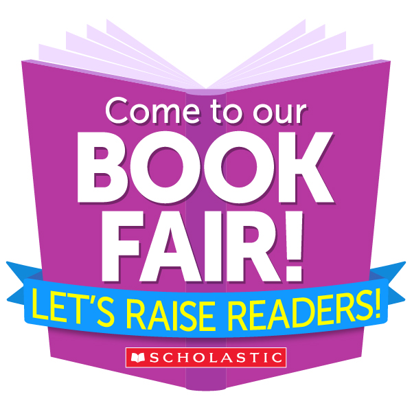 See you at the Book Fair! Thumbnail Image