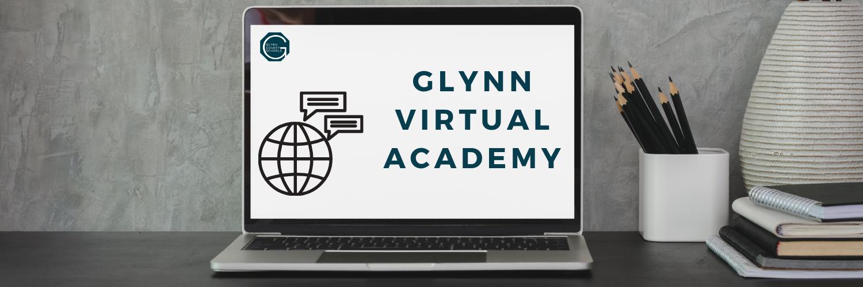 Glynn Virtual Academy Graphic