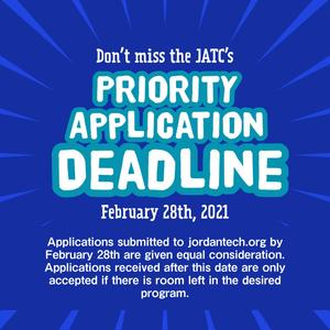JATC Deadline 2-28-2021