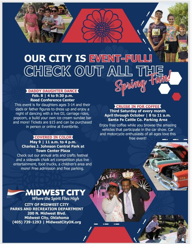 Midwest City Spring/Summer Events!!!! Featured Photo