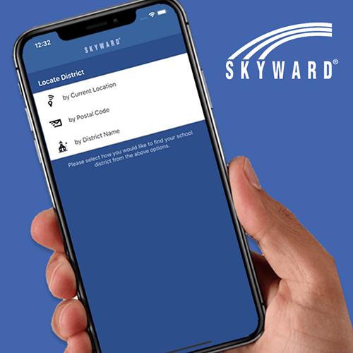 Skyward mobile app