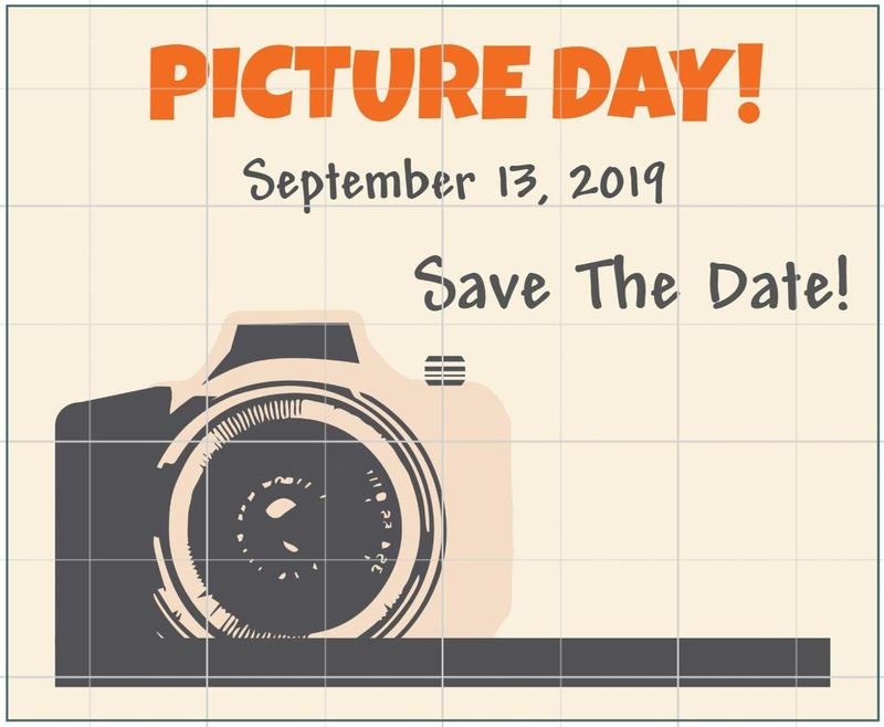 Picture Day is Coming: September 13 Featured Photo