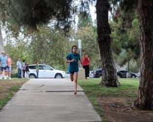 Scholar-Athlete Breaks School Record Featured Photo
