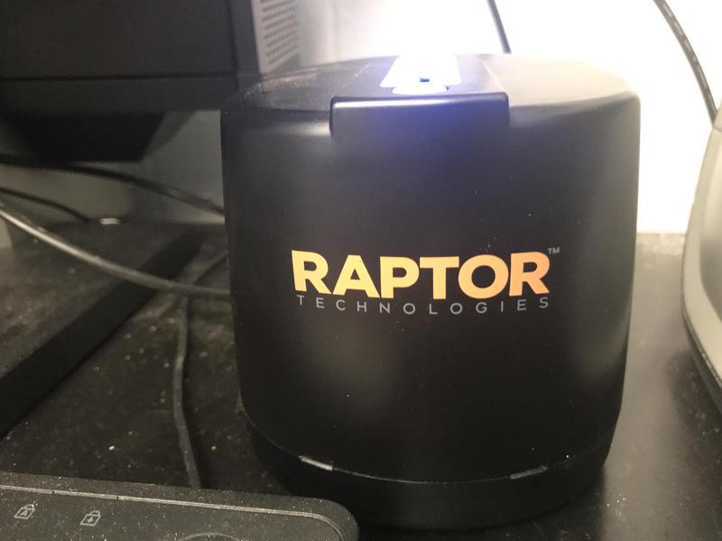 Raptor Visitor Safety System