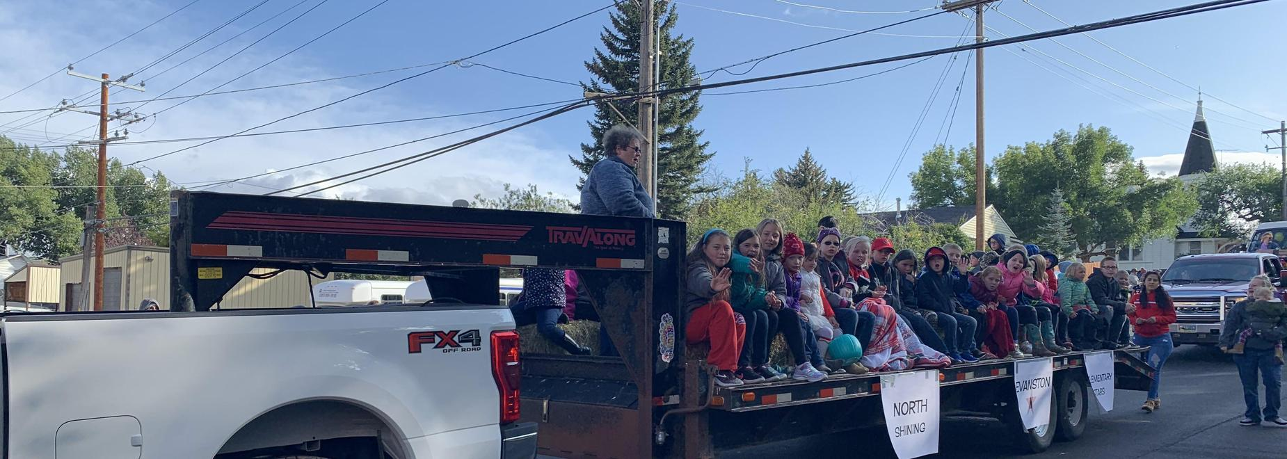 Homecoming Float 2019