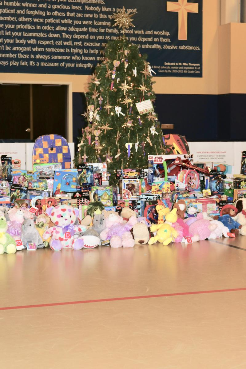 Toys for Tots Drive Featured Photo