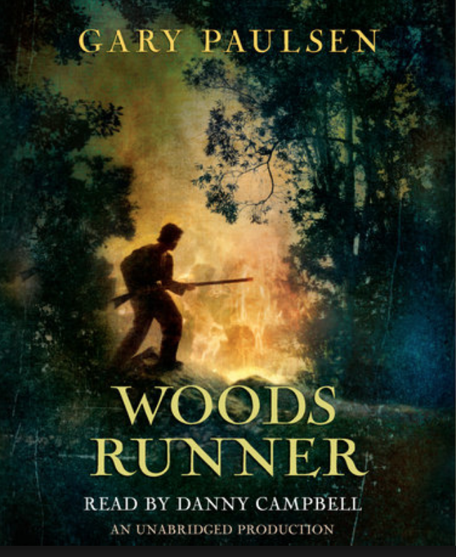 Book Cover Woods Runner
