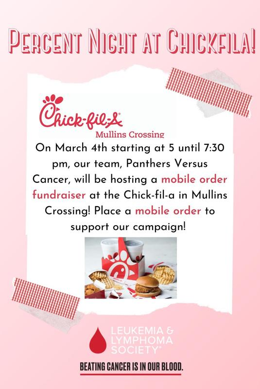 Chick FIl A Night at Mullins Crossing