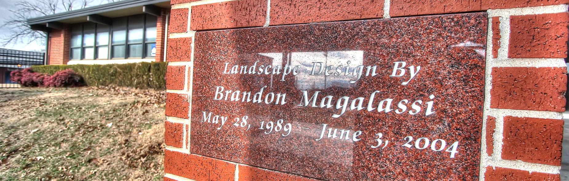 Brandon Magalassi Memorial