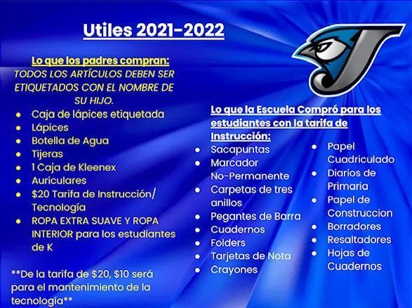 Utiles en Español