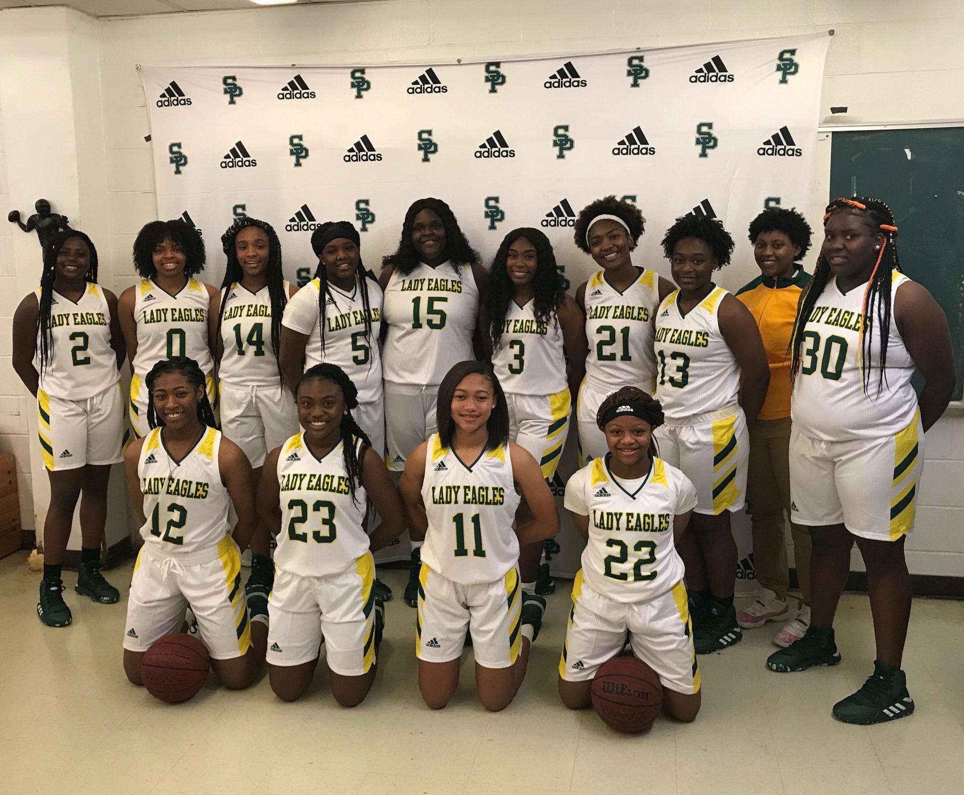 SPSD Girls Basketball Team
