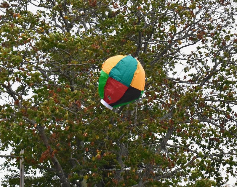 Hot Air Balloon launch at WMS Featured Photo